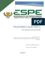 Normas IEC (Kevin Chipantiza)