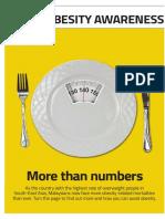 Obesity Awareness - 24 October 2017