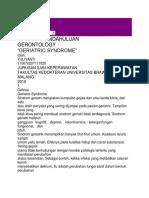 sindroma geriatri