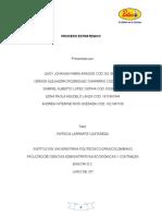 Proceso Estrategivo - Segunda Entrega.doc