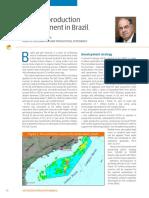Pre-salt production development in Brazil