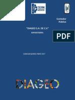DIAGEO SA DE CV