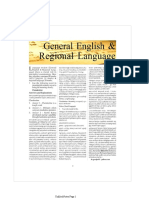 1107131310552098General English and Regional Language