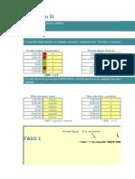 1.- Funciones en Excel