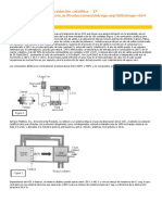 Purificación de Aire Por Oxidación Catalítica