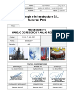 Sdv-p-Am-001 Manejo de Residuos y Aguas Residuales