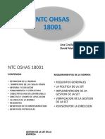Exposicion Ntc Oshas 18001
