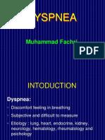 Dyspnea Pipkra 2010