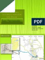 Reserva Hídrica, Recreativa y Natural de Villa