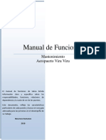 Manual Funciones Scz Mantenimiento