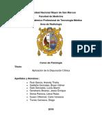 Seminario de Fisiologia Renal - Aplicacion a La Depuracion Clinica