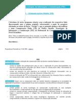 (TIC) - DR1 - Comunicações Rádio (CR)