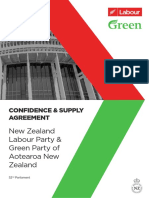 Labour and Green Party Confidence and Supply Agreement (1)