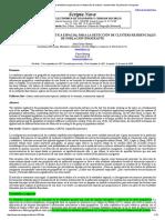 Nuevas Técnicas de Estadística Espacial Para La Detección de Clusters Residenciales de Población Inmigrante (2008)