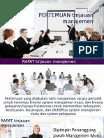 5.Rapat Tinjauan Manajemen