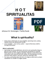 Spiritual It As