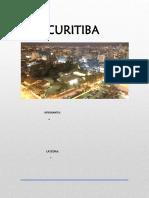 Curitiba Analisis Urbano