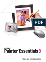 Manual Corel Painter Essentials 3