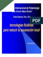 tecnologías fluídicas