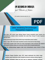 Minggu 4 Piagam Keadilan Diraja Kumpulan Faiz,Kamalia,Fatin,Yong,Mimi