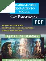 2 Paradigmas Del Pensamiento Social