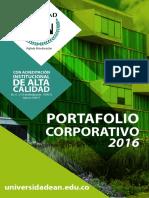 Portafolio Universidad EAN