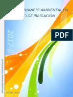 Plan de Manejo Ambiental en Proyecto de Irrigacion