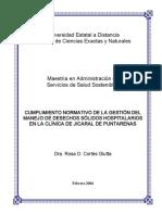 Manejo de desechos solidos hospitalarios en la Clinica de Jicaral de Puntarenas .pdf