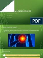 Síndromes Pericárdicos