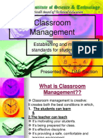 Class Room Management1