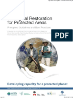 Ecological Restoracion for Protected Areas