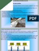 4 Perdida de Agua en Tuberias