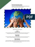 vanessa sanchez environmental justice curriculum