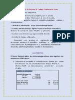 Actividad N° 05 Informe de Trabajo Colaborativo Tarea