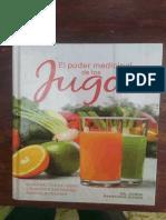 El Poder Medicinal de Los Jugos - PDF