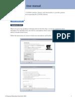 User Manual PTE