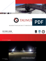 Curriculum Taunus