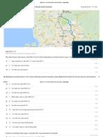 Jalan BS 11_1 to C&C Rehab Center Serendah - Google Maps