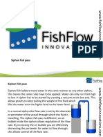 FishFlow Innovations Siphon Fishpass 2015 En
