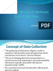 Lec6 ARM Data Collection