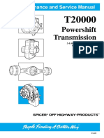 12 Gearbox - T20000 ENG