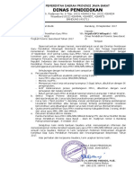 Surat Pemilihan Guru PPKn SMA Dan SMK 2017