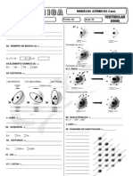 Química - Pré-Vestibular Impacto - Atomística - Modelos Atômicos
