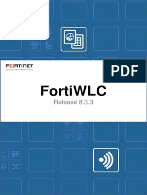 Fortiwlc Sd v8 3 3 Release Notes | Bluetooth | Computer