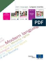 Catalogues Langues Vivantes