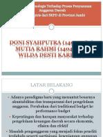 Doni Syahputra (14043089)