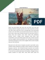 Cerita Nabi Musa as Ok
