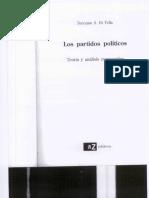 Di Tella- Los Partidos Politicos