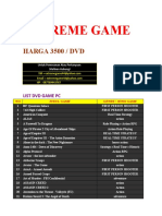 List Game Pc Extreme Game