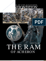 Rackham Undead Army Book